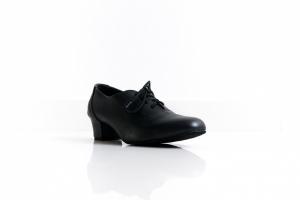 L 123 Black (1 inch)