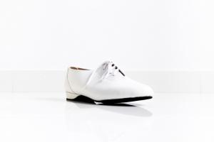 L 123 White (1 inch)