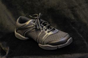 Z Capezio Dance Sneakers (Black)