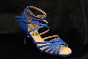 D No. 2234 Blue (2.5 inches)