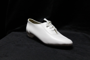 G No. 123A White Leather